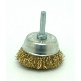 Cepillo Industrial Taza Taladro 050 Mm / 0,3 Mm Acero Nivel