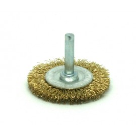 Cepillo Industrial Circular Taladro 050X0,3 Mm Metal Nivel