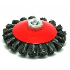 Cepillo Industrial Conico Amoladora 095X0,5 Mm Ac Nivel