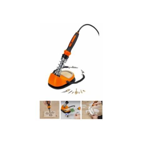 Pirograbador Soldar-Cortar Pgt220 Soporte Brazo Pg Tools