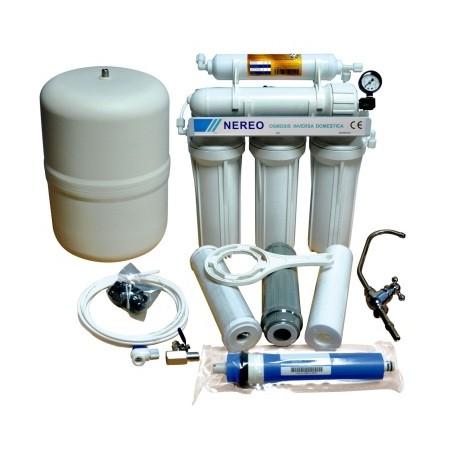 Osmosis Inversa 6 Etapas Hidrowater Nereo Ro-0206-12