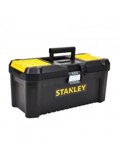 """Caja Herramientas 40Mm Metal 16"""" Pl Stanley"""