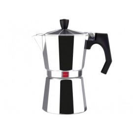 Cafetera Italiana 06Tazas Aluminio Kenia Magefesa