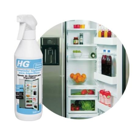 Limpiador Frigorifico Higienico Spray Hg 500 Ml