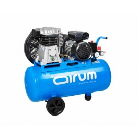 Compresor Correas 3 Cv 50Lt-330Lt/M 9 Bar Con Aceite Airum