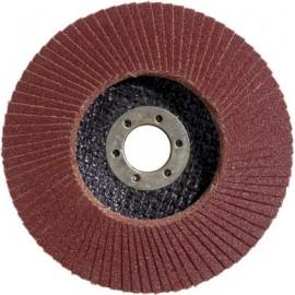 Disco Laminas  Conico 115 Mm Grano 040 Zirconio-Corindon Bosch