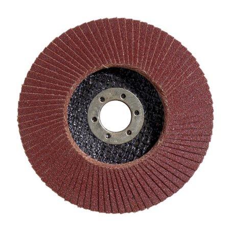 Disco Laminas  Conico 115 Mm Grano 060 Zirconio-Corindon Bosch
