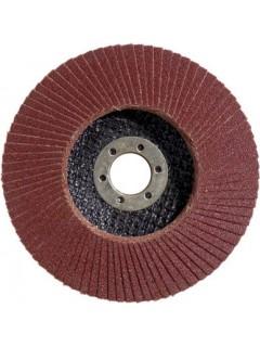Disco Laminas  Conico 115 Mm Grano 080 Zirconio-Corindon Bosch
