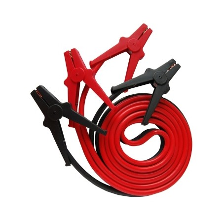 Pinzas Bateria Auto Cable 25Mmx3,5Mt Bahco