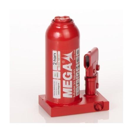 Gato Automocion  Hidraulico  Br02Tm Botella Rojo Mega