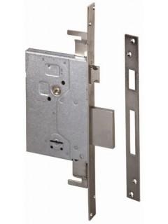 Cerradura Metalica Embutir 1.57255.60.0 Picaporte/Palanca Cisa