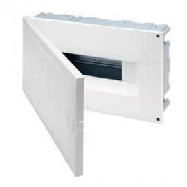 Armario Electricidad 195X314X62 Empotrar Famat Abs Blanco Vita 12 Elementos 3