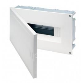 Armario Electricidad 195X394X62 Empotrar Famat Abs Blanco Vita 18 El 3318-P