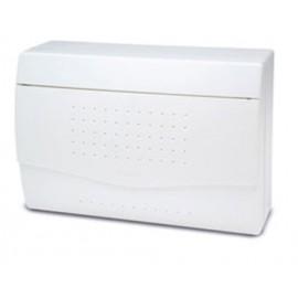 Armario Electricidad 195X284X100 Superficie Famat Abs Blanco Nuova 12/14 El 381