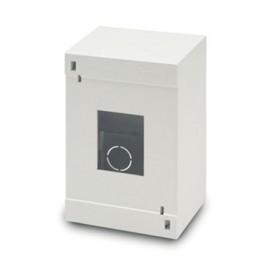 Armario Electricidad 130X87X63 Superficie Famat Abs Blanco 4 El. 3454