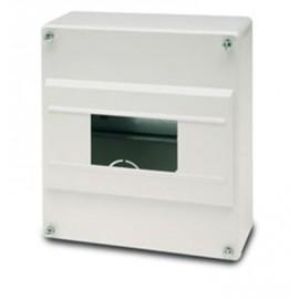 Armario Electricidad 195X165X55 Superficie Famat Abs Blanco 8 E 3404