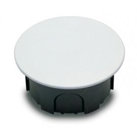 Caja Electricidad 80X80Xx40 Emp Famat Abs/Poliestireno  Negro Con Garras 3210