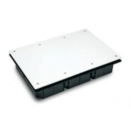 Caja Electricidad 200X300X60 Famat Abs/Poliestireno  Negro Ict Rtr Tb+Rdsi 3222