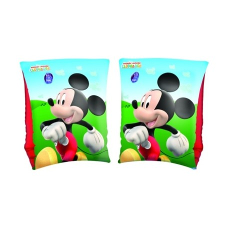 Manguitos Piscina 23X15Cm Hinchable Mickey