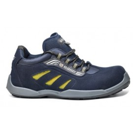 Zapato Seguridad T40 S1P Deportivo Puntera Plastico No Metal Frisbee Microf Az Base