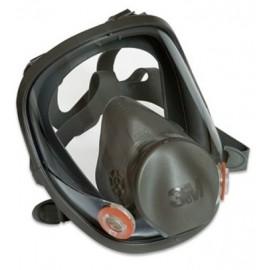 Mascara Proteccion Facial Silicona 3M