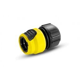 Conector Riego Kärcher Polipropileno  Plus Con Aquastop Universal 2645194