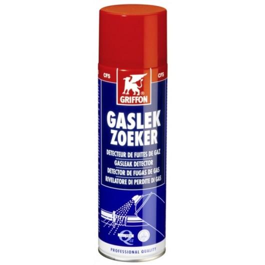 Detector Aire/Gas Fugas 400Ml Spray Gaslek Zoeker Griffon