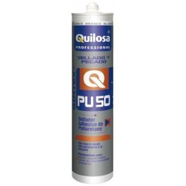 Sellador Adhesivo 300 Ml Bei Polliuretano Sintex Pu-50 Quilosa