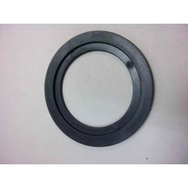 Escudo Bocallave N-60-Ne Nylon Negro Cerraval