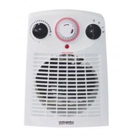 Calefactor Electrico Vertical 1000/2000W Termico Vivah