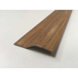 Pletina Perfilada 83Cm Distinto Nivel Adhesivo Acero Roble Ceramico
