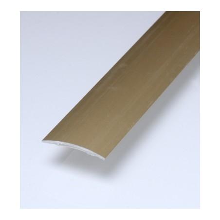 Pletina Perfilada 83Cm 1/2Caña Adhesivo Alu Oro