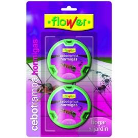 Cebo Hormigas Flower 20536 2 Pz