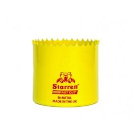 Corona Perforadora   Ø 076Mm Bimetal Fast Cut Starrett
