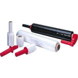 Plastico Embalar 125Mmx150Mt Film Transparente Minirollo