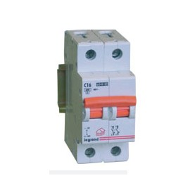 Automatico Electricidad 1P+Neut Legrand 16 Amperios 419926