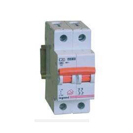 Automatico Electricidad 1P+Neut Legrand 20 Amperios 419927