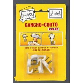 Gancho Cuadros Max.14Kg Colis