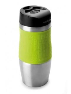 Termo Liquidos 400Ml C/T Luxe Ver Inox 18/10 Ibili