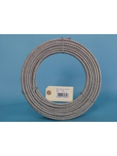Cable Acero Galvanizado 6X19+1 08Mm Cursol 100 Mt