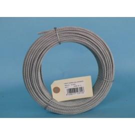 Cable Acero Galvanizado 6X7+1 3Mm Cursol 15 Mt