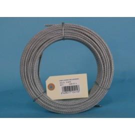 Cable Acero Galvanizado 6X7+1 4Mm Cursol 15 Mt
