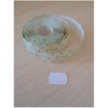 Etiqueta Adhesiva 26X16Cm Troquelada Blanco Meto 1.200 Pz