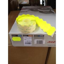 Etiqueta Adhesiva 32X19Cm Amarillo Fluorescente Meto 1.000 Pz