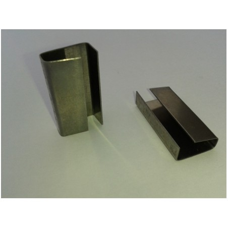 Precinto Fijacion Fleje 16Mm Abierto Metal Telle 3.000 Pz