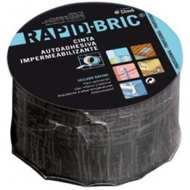 Cinta Impermeabilizante  Adhesiva 0,16Mtx12Mm Natural Rapid Bric