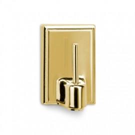 Colgador Portavisillo 118X85X14Mm Adhesivo Dorado Inofix 4 Pz