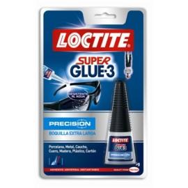 Pegamento Instantaneo 5 Gr Super Glue3 Loctite