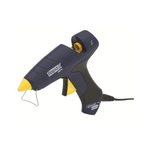 Pistola Encolar Termofusible  12Mm Con Gatillo Cg270 Rapid