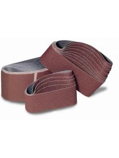 Banda Lija Gr 80 Oxido Aluminio 075X533 Mm Tela Flexovit